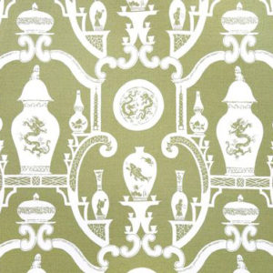"""Madeaux by Richard Smith """"Cathay"""" in Celadon Green"""