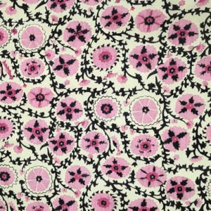 """Madeline Weinrib """"Sommers Suzani"""" in Pink"""