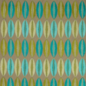 "Manuel Canovas ""Ambria"" in  Turquoise"