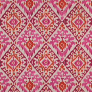 "Manuel Canovas ""Boheme"" in  Rose"