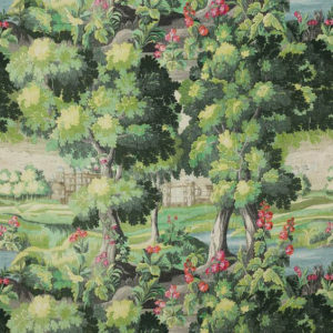 "Manuel Canovas ""Compiegne"" in  Foret"