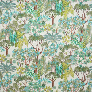"""Manuel Canovas """"Morny"""" in  Turquoise"""