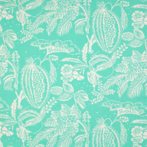 """Manuel Canovas """"Pali Lin"""" in  Turquoise"""