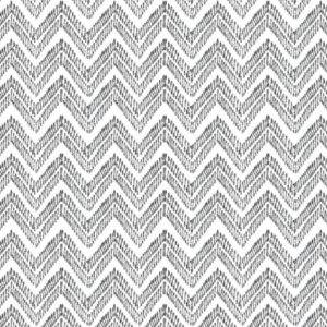 """Nine Muses """"Ikat Thread"""" in Charcoal"""