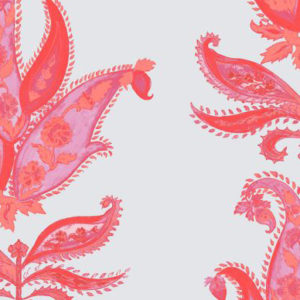 """Nine Muses """"Royal Paisley"""" in Henry"""