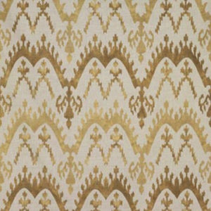 "Nomi Fabrics ""Ikat"" in Natural"