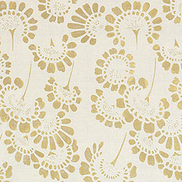 "Nomi Fabrics ""Marguerite"" in Natural"