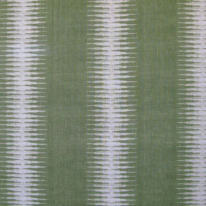 "Peter Dunham ""Ikat"" in Olive"