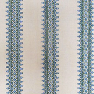 "Peter Dunham ""Isfahan Stripe"" in Blue & Green"