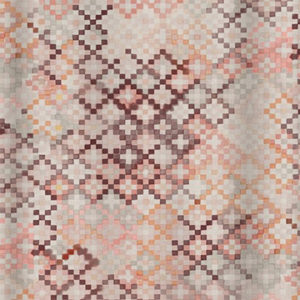 "Quercus & Co ""Tapestry"" in Coral PInk"