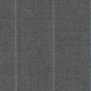 "Ronda Carman ""Stirling Stripe"" in Graphite"