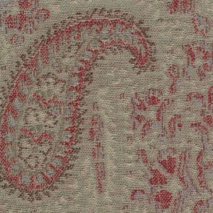"""Ronda Carman """"The New Town Collection Paisley"""" in Blue"""