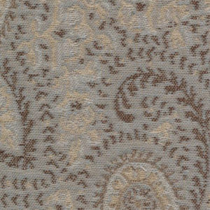"""Ronda Carman """"The New Town Collection Paisley"""" in Pale Blue"""