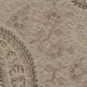 """Ronda Carman """"The New Town Collection Paisley"""" in Stone"""