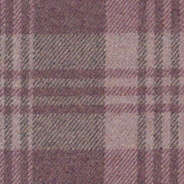 """Ronda Carman """"Turnberry Plaid"""" in Berry"""