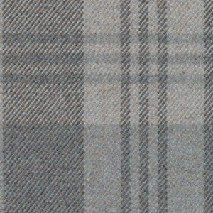 "Ronda Carman ""Turnberry Plaid"" in Heron"