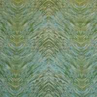 "Tania Vartan ""Chevron"" in Green"