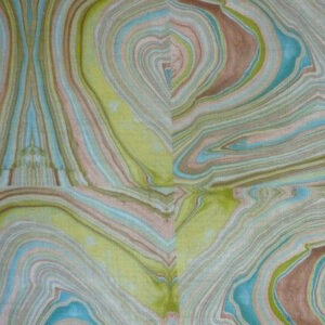 """Tania Vartan """"Large Patchwork"""" in Lime"""