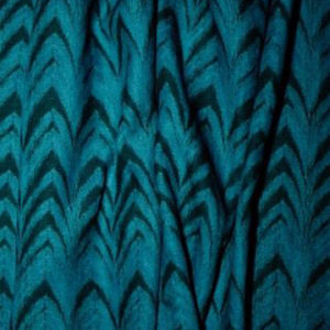 "Tapet Cafe ""Chevron"" in Teal"