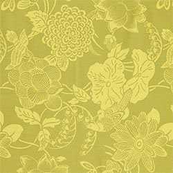 "Thibaut ""Cut Paper"" in Green"