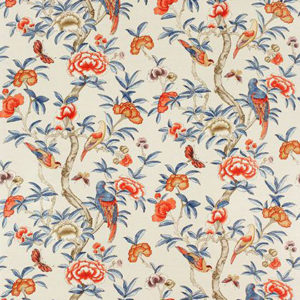 """Thibaut """"Giselle"""" in Blue & Coral"""