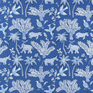 "Thibaut ""Goa"" in Blue"