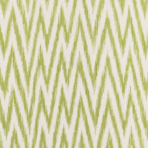"Thibaut ""Pele Ikat"" in Green Apple"