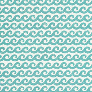 "Thibaut ""Shore Thing"" in Turquoise"