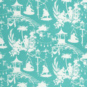 """Thibaut """"South Sea"""" in Turquoise"""