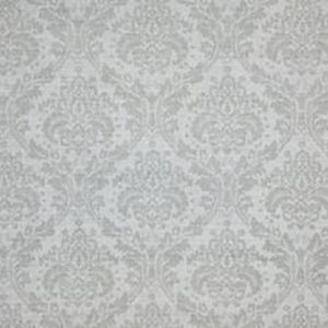 "Virginia White Collection ""Damask"" in Pearl"