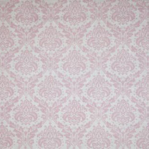"Virginia White Collection ""Damask"" in Pink"
