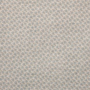 """Virginia White Collection """"Romilly"""" in Grey Sky on Natural"""