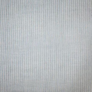 """Virginia White Collection """"Three Lines"""" in China Blue"""