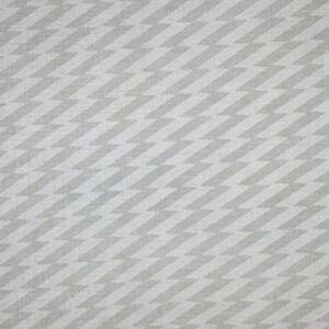 """Virginia White Collection """"Zig Zag"""" in Pearl"""